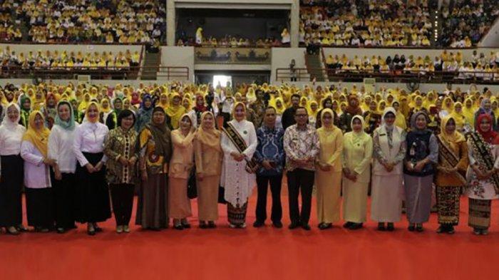 3.000 Guru Paud Ikuti Pelatihan Akbar Guru PAUD se-Lampung