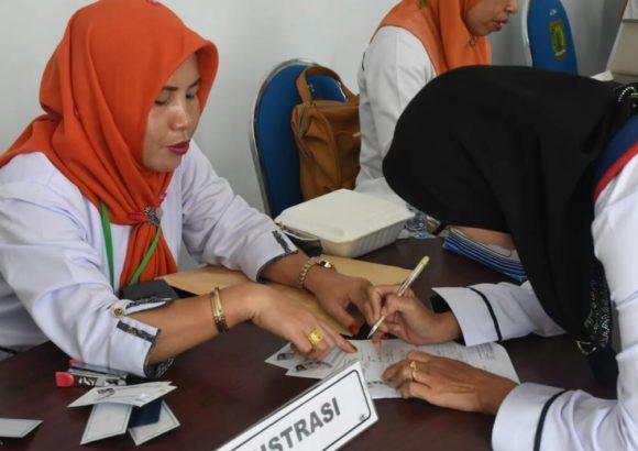 Ribuan Guru Ikuti Pelatihan Akbar di Muba