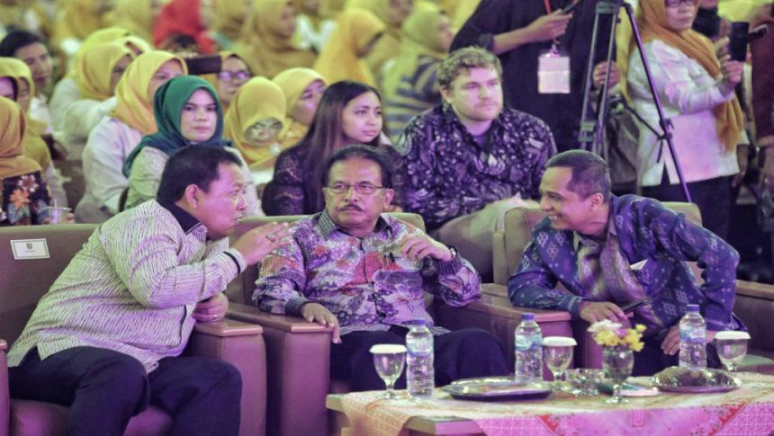 Sofyan Djalil Janjikan Pelatihan Guru PAUD Jilid II di Lampung