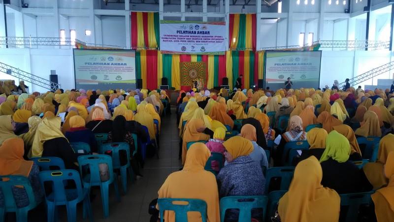 Ratusan Guru Ikuti Pelatihan Akbar Pendidikan Holistik Berbasis Karakter di Bener Meriah