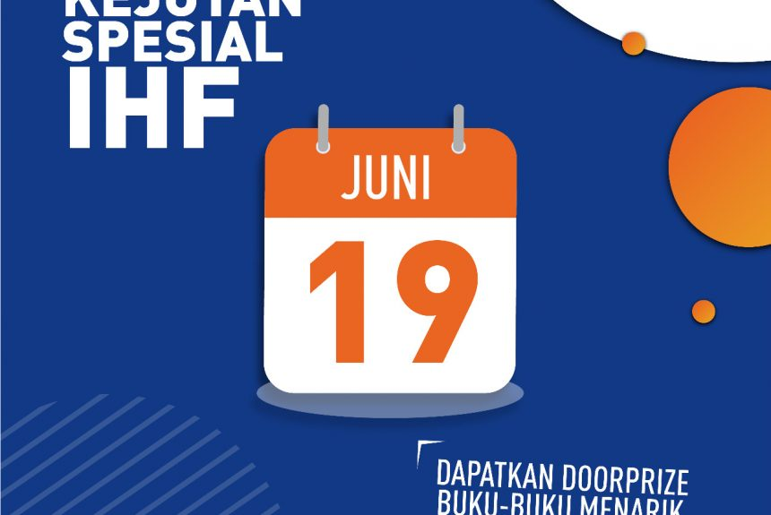 Special Surprise from IHF (June 19)