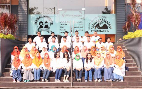 MARI BERGABUNG DENGAN KELUARGA INDONESIA HERITAGE FOUNDATION (IHF)