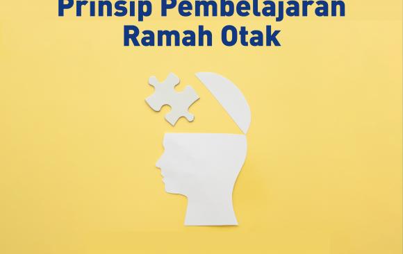 Prinsip Pembelajaran Ramah Otak menurut Caine & Caine (1991)