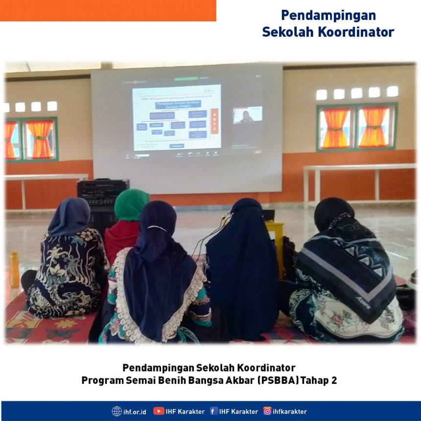 Pendampingan sekolah Koordinator PSBBA Tahap 2